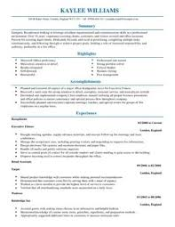 Admin Resume Examples Plain Design Administrative Resume Templates Valuable Admin Cv