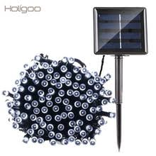 solar led xmas lights online get cheap outdoor christmas solar lights aliexpress com