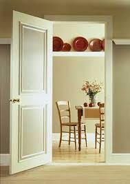 Hollow Interior Door Upgrade A Door With Molding