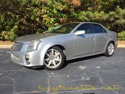 2006 cadillac cts v 2006 cadillac cts v for sale at buyavette atlanta