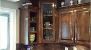 upper corner cabinet options inspirational kitchen corner cabinet options bright lights big color