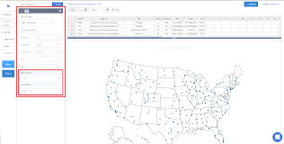 Map Of Airports Usa by Atlas Maps In Plotly 2 0