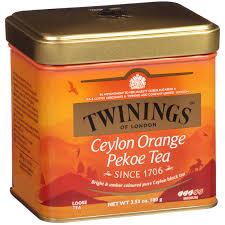 twinings ceylon orange pekoe tea medium 3 53 oz 100 g