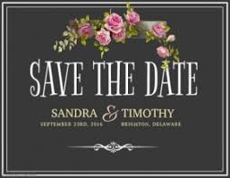customizable design templates for save the date flyer postermywall