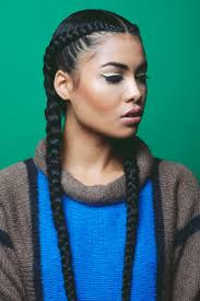 wedding canerow hair styles from nigeria 8 big corn row styles we are loving on pinterest corn row styles