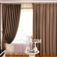 Red Mickey Mouse Curtains Brown And Red Cute Fabric Thick Children Room Mickey Mouse Curtains