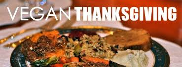 happy thanksgiving day the new vegan times