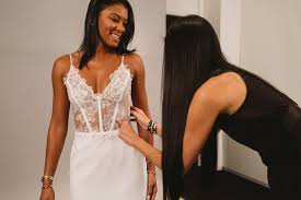 kevin hart wedding the story eniko parrish s vera wang dress for wedding