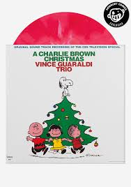 original brown christmas vince guaraldi trio a brown christmas exclusive pink