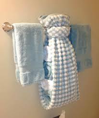towel folding ideas for bathrooms decor bath enchanting bathroom towel folding ideas decor bath