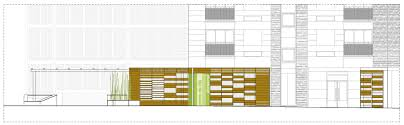 Floor Plans For Daycare Centers Gallery Of Urban Day Care Center For Alzheimer Patients Cid