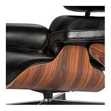 eames lounge ottoman replica premium aniline leather u2013 the