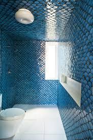 dwell bathroom ideas dwell bathroom storage ideas fish scale tile clever storage