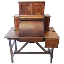 Antique Secretary Desk Value by Rare Antique American Industrial Mechanical Desk For Sale At 1stdibs