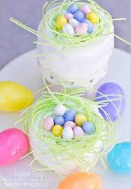Edible Easter Egg Decorating Ideas by Easter Egg Nest Cakes Sweet C U0027s Designs