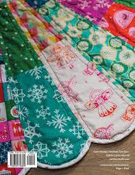 giant dresden christmas tree skirt carrie merrell 9780692758809