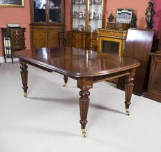 Dining Room Table Pedestals Red Mahogany Dining Table By Redvine Design Inspiration Room