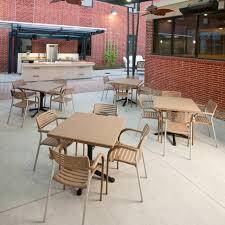 Commercial Grade Outdoor Furniture Commercial Outdoor Tables Outdoorlivingdecor