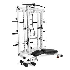 marcy pro deluxe folding total body home gym cage power rack