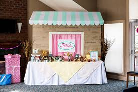 how to make a backdrop how to make a diy awning and table backdrop for a party