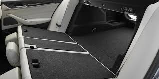 Bmw X5 7 Seater Boot Space - bmw 5 series review carwow