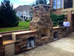 outdoor living outdoor fireplace smoker and bull angus outdoor
