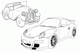 antique car coloring pages coloring