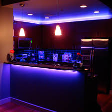Kitchen Accent Lighting Rgb Led Kitchen Using Led Lights