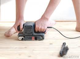 great wood floor sander what is a hardwood floor sander with