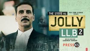 2nd day jolly llb 2 second 2nd day box office collections akshay