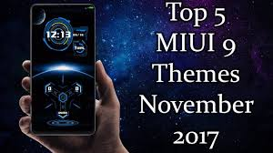 themes android paling bagus top 5 miui 9 themes for redmi y1 plus redmi 5 redmi 5 plus miui 8