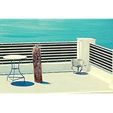 amazon com deck u0026 fence privacy durable waterproof netting