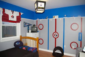 hockey bedrooms hockey bedroom for every young fan i love it two little ones in