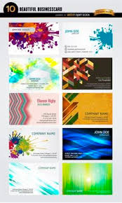 Free Graphics For Business Cards Creative And Cool Designs For Business Cards For Business Or