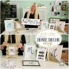 teresa collins designs debut of home decor vinyl on my craft channel