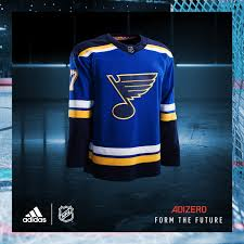 New Jersy Flag See How New Blues Jerseys Incorporate St Louis Flag Cbs St Louis