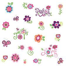amazon com roommates rmk1649scs love joy peace peel stick amazon com roommates rmk1649scs love joy peace peel stick wall decals home improvement