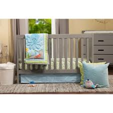 Convertible Crib Furniture Sets by Sorelle Tuscany 4 In 1 Convertible Fixed Side Crib And Changing
