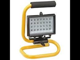 420 lumen led work light luminar work 28 led work light unbox review youtube