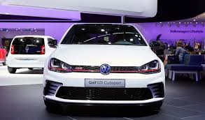 2016 volkswagen golf gti clubsport front end photo 1860 cars