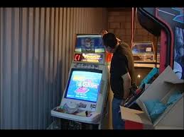 sega new vs city candy cab with marvel vs capcom 2 and trophy