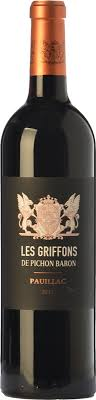 learn about chateau pichon baron les griffons de pichon baron 2015 buy crianza wine