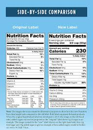 Nutrition Facts Label Worksheet Nutrition Facts Labels Assignment U2013 Nutrition Ftempo