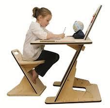 Kids Homework Desk A Desk For Kids Multitasks And Transforms As They Grow Treehugger