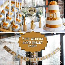 50th anniversary party ideas 50th wedding anniversary party ideas jpg