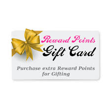 nail salon gift cards purchase reward points for friends and family in the nail