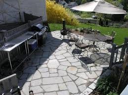 How To Build A Stone by Dover Projects How To Build A Stone Patio