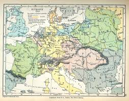 Ancient Europe Map by Map Of Europe In 1740 Colbeck