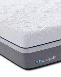 shop sealy posturepedic hybrid copper cushion firm mattress