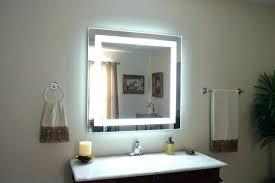 vanity light mirror bathroom vanity light mirror light up
